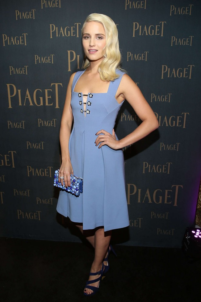Dianna Agron - Extremely Piaget Launch Event in Beverly Hills
