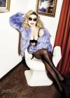 Dianna Agron: Galore Magazine 2014 -03