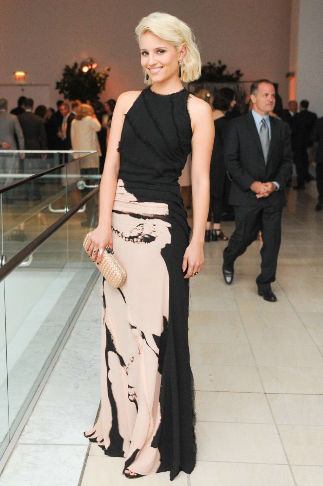 Dianna Agron - Hammer Museum's 2014 Gala in the Garden in Westwood