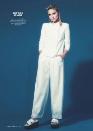 Dianna Agron: InStyle UK 2014 -05
