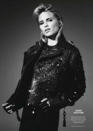 Dianna Agron: InStyle UK 2014 -06