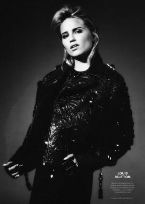 Dianna Agron: Instyle UK -02