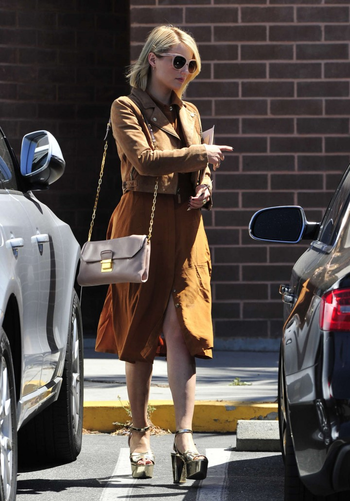 New Dianna Agron Style Dress For Less Dianna Agron39s