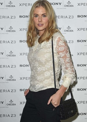 Donna Air - Sony Pool Party at the Haymarket Hotel in London