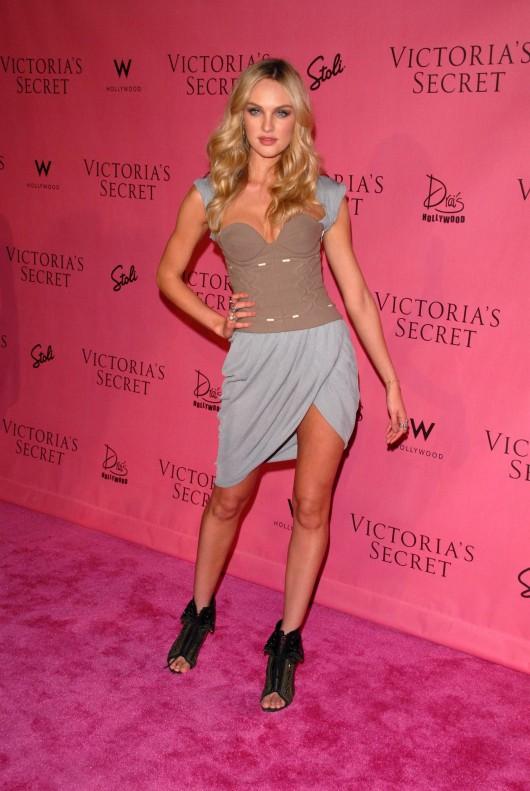 "Doutzen Kroes – Victoria's Secret 5th Annual ""What is Sexy?"" Event"
