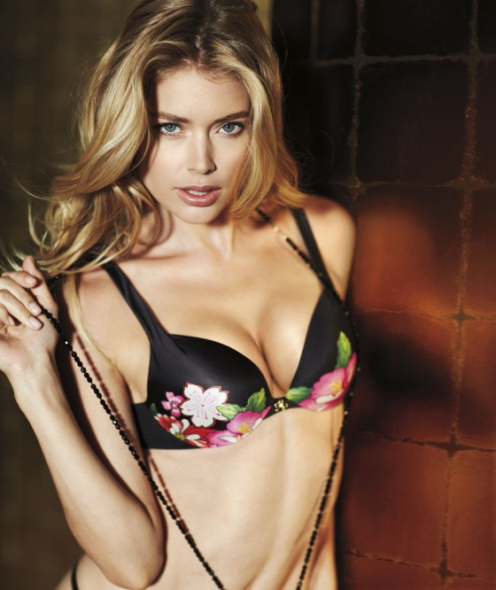 "Doutzen Kroes - ""Amazing"" Campaign PhotoShoot"