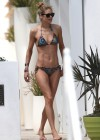 Doutzen Kroes at a pool in Miami -24