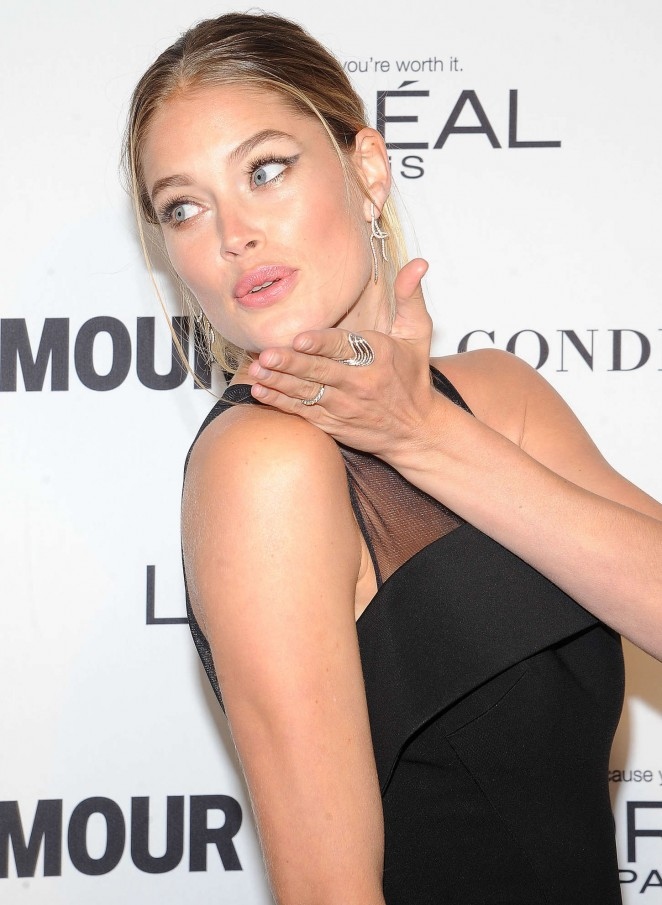 Doutzen Kroes - Glamour 2014 Women Of The Year Awards in New York