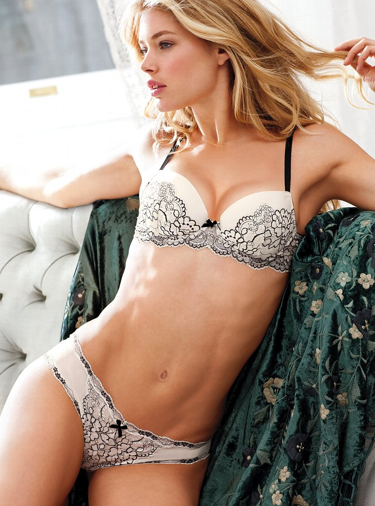 Doutzen Kroes - New Victoria's Secret Photoshoot