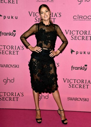 Doutzen Kroes - Victoria's Secret Fashion Show After Party in London