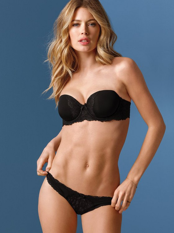 Doutzen Kroes Victorias Secret Photoshoot – April 2013-07