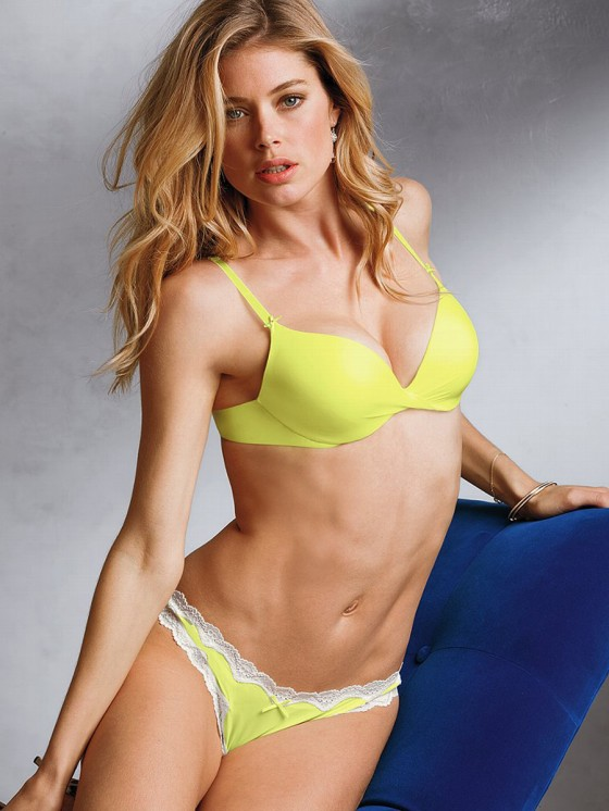 Doutzen Kroes Victorias Secret Photoshoot – April 2013-13