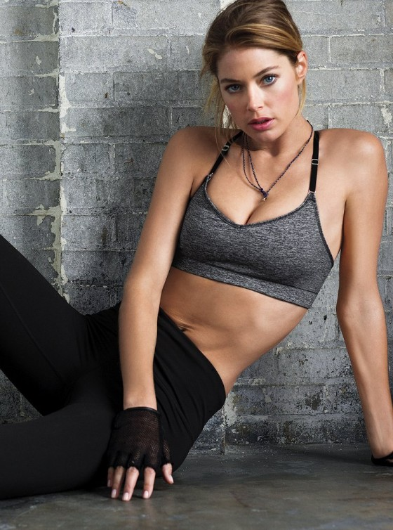 Doutzen Kroes: Victorias Secret Photoshoot -14