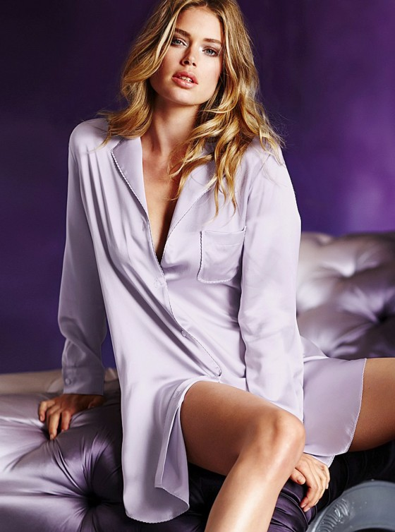 Doutzen Kroes – Victoria's Secret Photoshoot (September 2011)