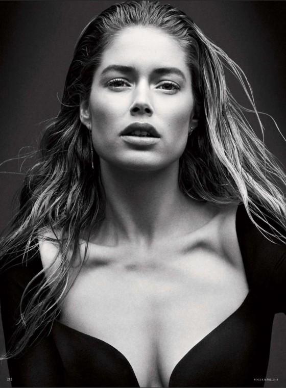 Doutzen Kroes – Vogue Germany Magazine-02