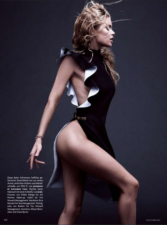 Doutzen Kroes – Vogue Germany Magazine-03