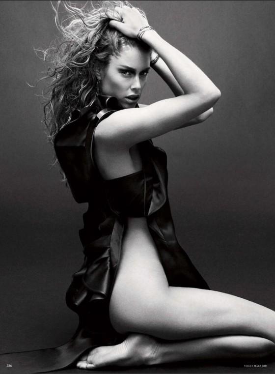 Doutzen Kroes – Vogue Germany Magazine-04