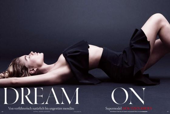 Doutzen Kroes – Vogue Germany Magazine-06