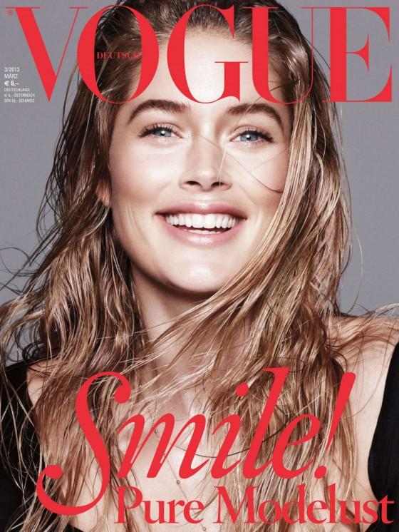 Doutzen Kroes – Vogue Germany Magazine-09