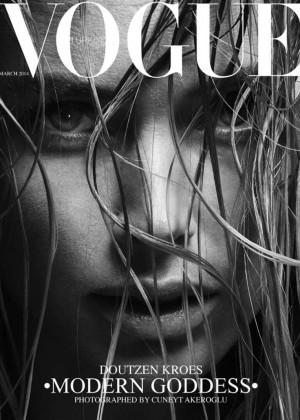 Doutzen Kroes: Vogue Turkey -01
