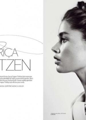 Doutzen Kroes: Vogue Turkey -02