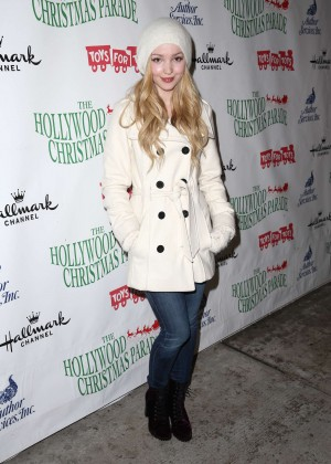 Dove Cameron - 83rd Annual Hollywood Christmas Parade in Hollywood