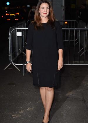 Drew Barrymore - 2014 Stella McCartney Green Carpet Collection London Fashion Week