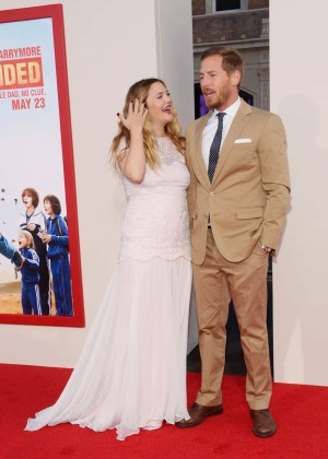 Drew Barrymore: Blended Hollywood premiere -02