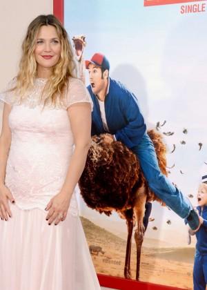 Drew Barrymore: Blended Hollywood premiere -03