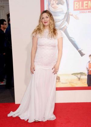 Drew Barrymore: Blended Hollywood premiere -05