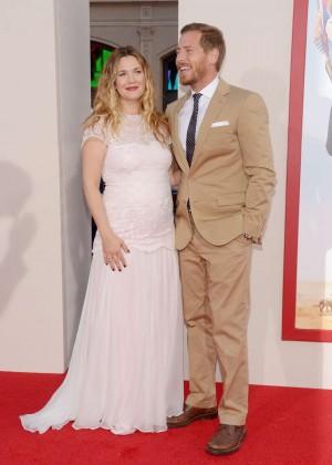 Drew Barrymore: Blended Hollywood premiere -06