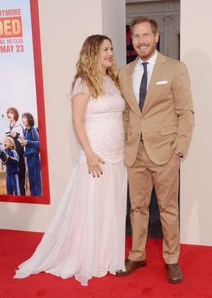Drew Barrymore: Blended Hollywood premiere -07