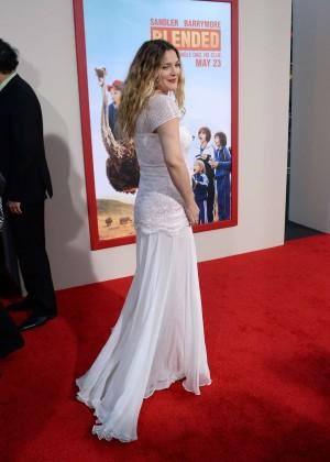Drew Barrymore: Blended Hollywood premiere -10