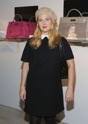 Drew Barrymore - Project Perpetual's Inaugural Auction in NYC