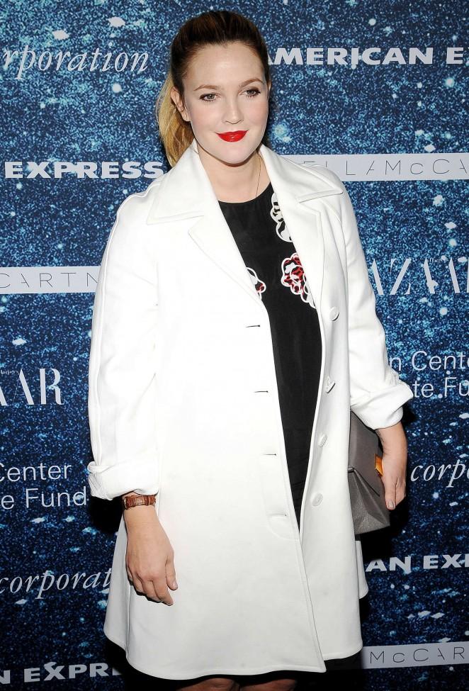 Drew Barrymore – Women's Leadership Award Honoring Stella McCartney in NYC