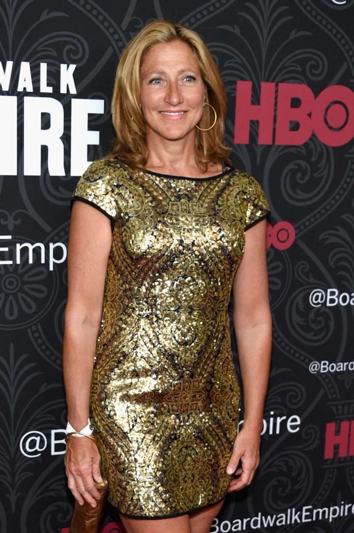 """Edie Falco - """"Boardwalk Empire"""" Season 5 Premiere in NYC"""