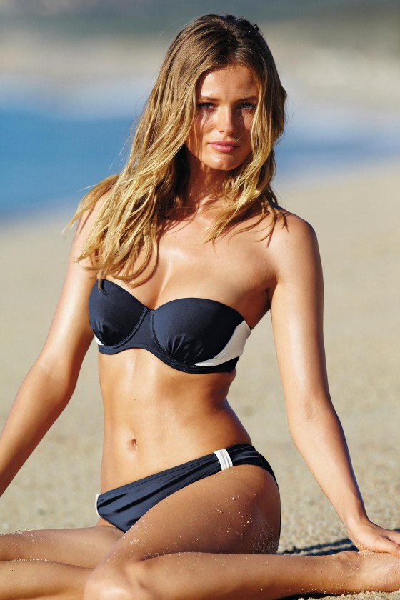 Edita Vilkeviciute: Next Swimwear Collection 2014 -11