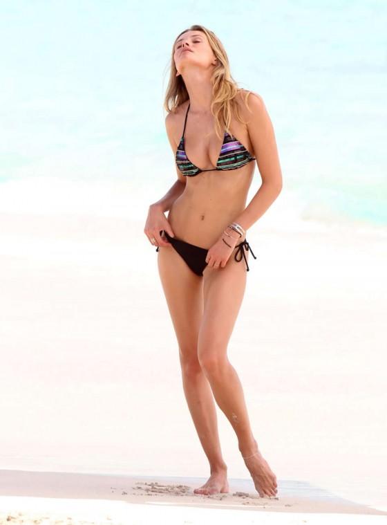 Edita Vilkeviciute - Victorias Secret Bikini Photoshoot -25