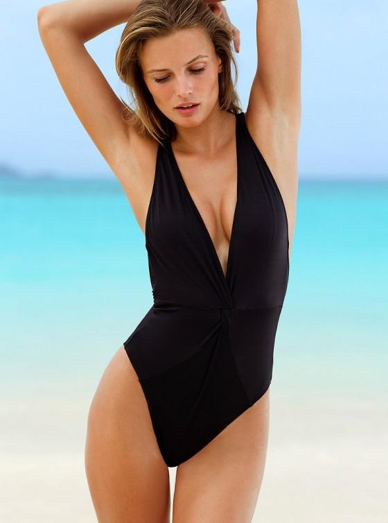 Edita Vilkeviciute – Victoria's Secret Bikini Photoshoot (June 2013)