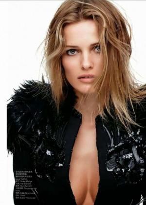 Edita Vilkeviciute: Vogue China -06