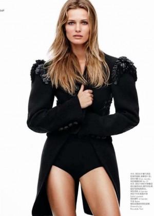 Edita Vilkeviciute: Vogue China -07