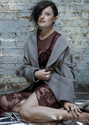 Elisabeth Moss - Gotham Magazine (September 2014)