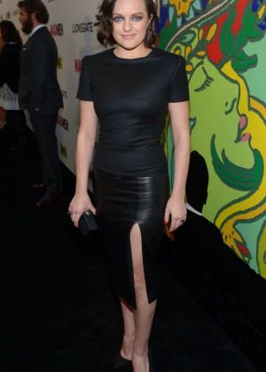 Elisabeth Moss: Mad Men Season 7 Premiere -06