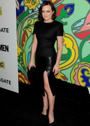 Elisabeth Moss: Mad Men Season 7 Premiere -09