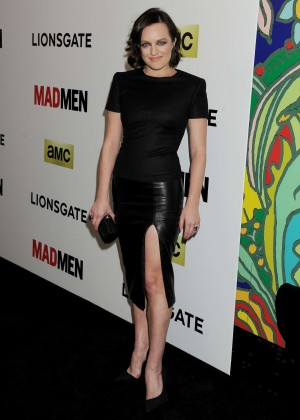 Elisabeth Moss: Mad Men Season 7 Premiere -13