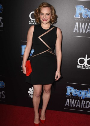 Elisabeth Moss - 2014 PEOPLE Magazine Awards in Beverly Hills