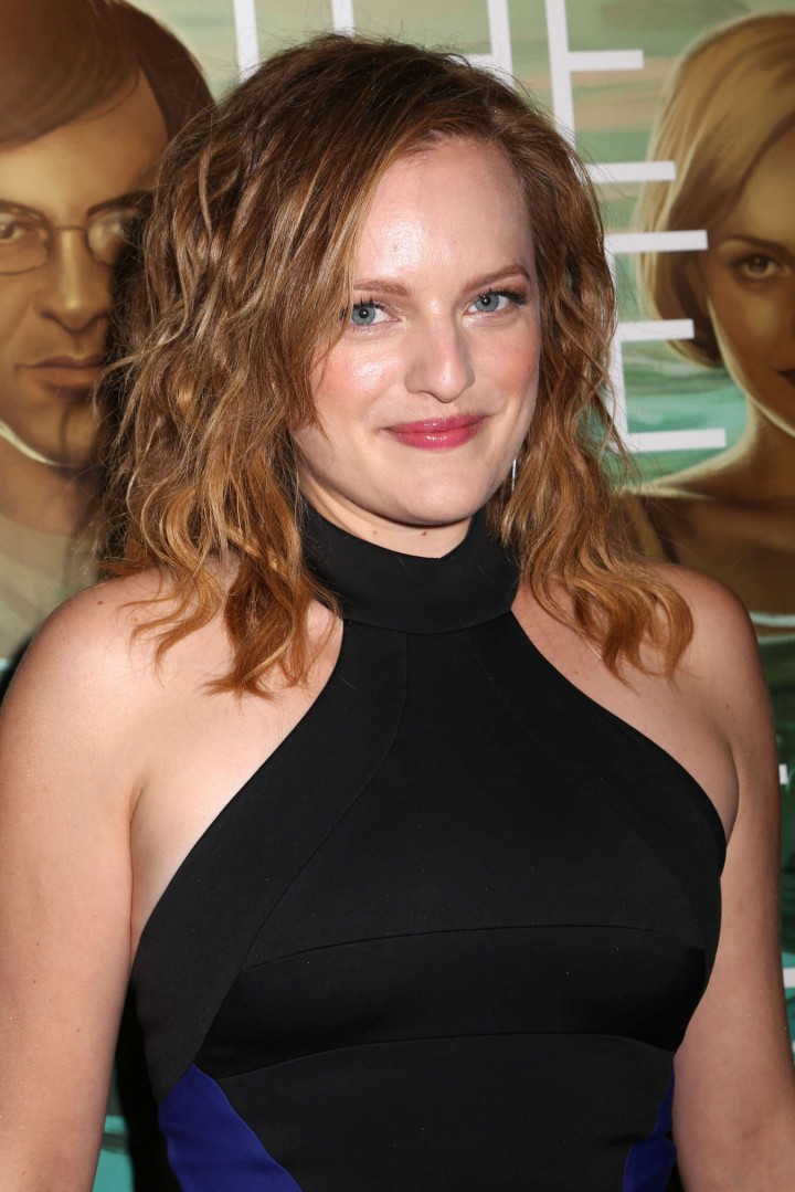 Elisabeth Moss - 'The One I Love' Screening in New York