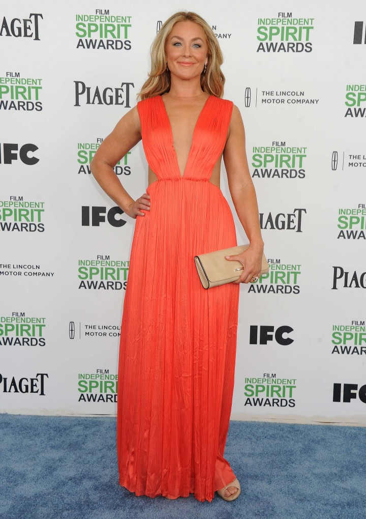 Elisabeth Rohm: 2014 Film Independent Spirit Awards -06
