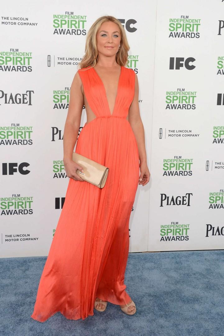 Elisabeth Rohm: 2014 Film Independent Spirit Awards -11