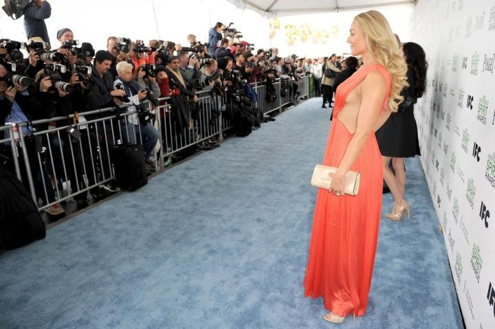 Elisabeth Rohm: 2014 Film Independent Spirit Awards -12